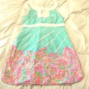 Lily Pulitzer size 8 dress.
